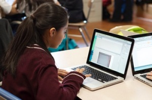 student-at-computer