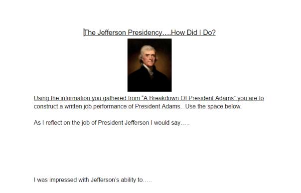 google-doc-president-activity