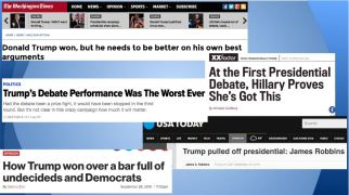 debate headlines