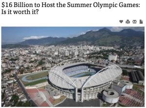 Summer Olympics J