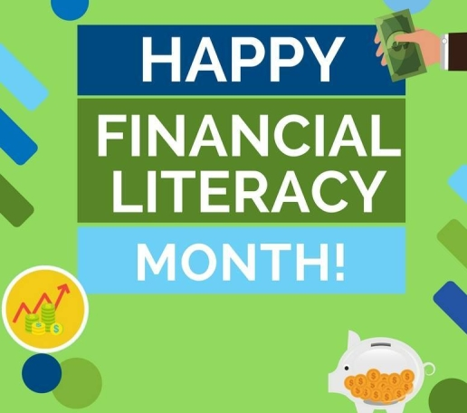 happy financial literacy month - 516×457