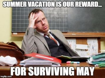 Summer Vacation Meme